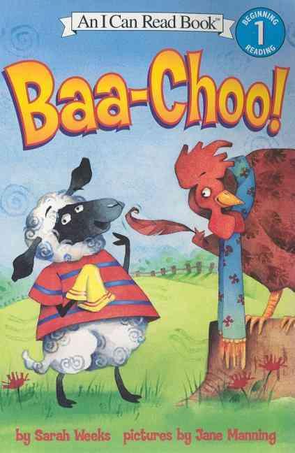 Baa-choo! By Weeks, Sarah/ Manning, Jane (ILT)